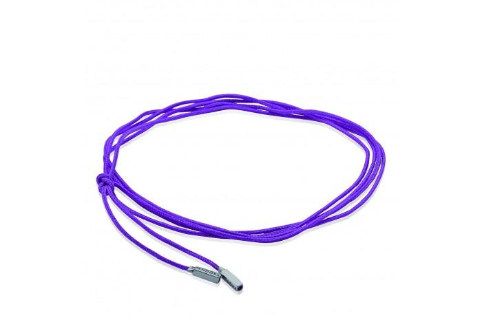 Cordón de algodón PANDORA  - Púrpura
